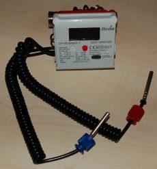 41___CF Ultramaxx-V, NÁ15, Qn 1,5 m3/h ultrahangos, kompakt hőmennyiségmérő, alapkivitel, MID