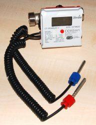 42___CF Ultramaxx-V, NÁ20, Qn 2,5 m3/h ultrahangos, kompakt hőmennyiségmérő, alapkivitel, MID