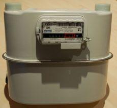 2___ Membrános gázmérő G6, 250 mm