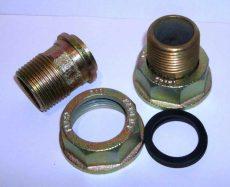 Gázmérő csatlakozó garnitúra G2,5 -  G4 - G6 gázmérőkhöz