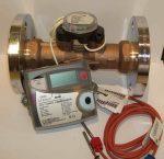 GANZ CF Echo II. NÁ50, 15 m3/h ultrahangos hőmennyiségmérő