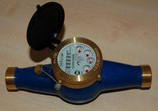 7___ DS TRP NÁ25, Q3= 6,3 m3/h, L=260 mm többsugaras hidegvízmérő