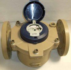 Flostar M, NÁ100, Qn 50 m3/h, L=350 mm,  nagy pontosságú hidegvízmérő