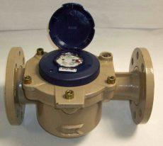 Flostar M, NÁ80, Qn 30 m3/h, L=350 mm,  nagy pontosságú hidegvízmérő