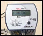 21___Calmet mechanikus kompakt hőmennyiségmérő fűtés-hűtés, kombinált üzemmódra NÁ15, Qp=1,5 m3/h, L=110 mm, MID hitelesítéssel