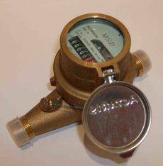 8___ MSD tip. NÁ15 többsugaras hidegvízmérő, 1,5 m3/h