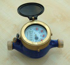 9___ NTSH NÁ15, Qn1,5 m3/h, L=165 mm többsugaras hidegvízmérő