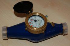 10___ NTSH NÁ30, Qn 5 m3/h, L=260 mm többsugaras hidegvízmérő