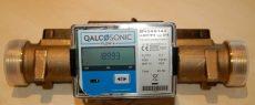 Qalcosonic Flow4 ultrahangos vízmérő, NÁ40, 16  m3/h, L=260mm, T30/90, IP65, MID