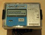11_____Qalcosonic Heat1, NÁ15 ultrahangos hőmennyiségmérő, fűtés-hűtés mérésére, MID