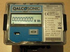 12_____Qalcosonic Heat1, NÁ20 ultrahangos hőmennyiségmérő, fűtés-hűtés mérésére, MID