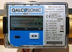 14_____Qalcosonic Heat1, NÁ40 ultrahangos hőmennyiségmérő, fűtés-hűtés mérésére, MID