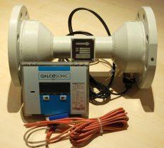3____Qalcosonic Heat2 NÁ100 ultrahangos hőmennyiségmérő, MID
