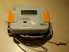 7___RC82 tip. ultrahangos kompakt hőmennyiségmérő fűtés-hűtés, kombinált üzemmódra NÁ32, Qp=6 m3/h, L=180 mm, MID hitelesítéssel
