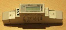 9___ Árammérő 1 fázisú, elektronikus, LCD kijelző, DIN sínre szerelhető, MID hitelesítéssel