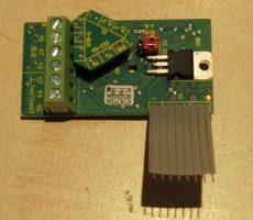 """9____Univerzális M-Bus, CL, RS""""+"""", 4-20mA modul Qalcosonic Heat 2 hőmennyiségmérőhöz"""
