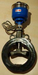 Szendvics ultrahangos vízmérő, NÁ100, Q3=160 m3/h, L=25,4 mm