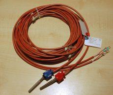 Hőmérséklet érzékelő pár, THF50, 5 m, Pt500