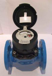 11___ Woltex hidegvízmérő NÁ50, Qn=25 m3/h, L=200 mm, karimás
