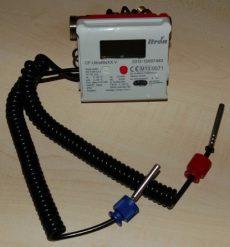 41__ CF UltraMaxx-V, NÁ15, Qp 1,5 m3/h ultrahangos hőmennyiségmérő, MID