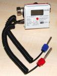 44__ CF UltraMaxx-V, NÁ20, Qp 2,5 m3/h ultrahangos hőmennyiségmérő, MID